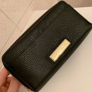 3 section wallet